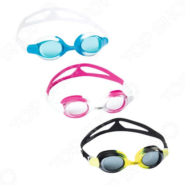 Очки для плавания детские Bestway «Гребень волны». В ассортименте bestway очки для плавания razorlite race для взрослых bestway бордовые