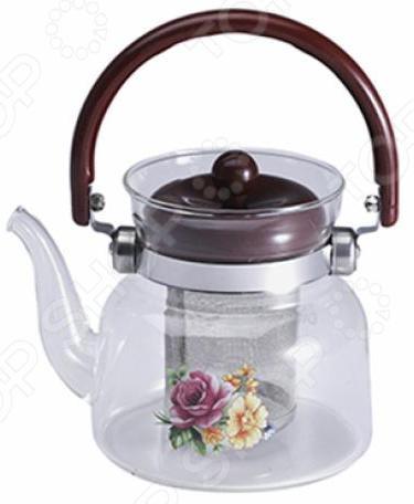 Чайник заварочный Wellberg WB-6851 чайник wellberg wb 3431 f