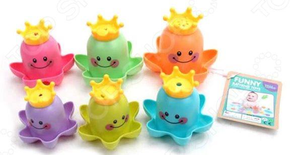 Набор игрушек для купания Наша Игрушка в сетке