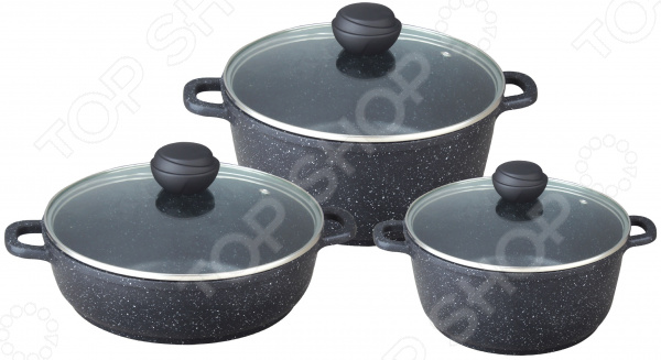 Набор посуды для готовки Bekker Premium BK-4609 набор посуды bekker classik вк 226