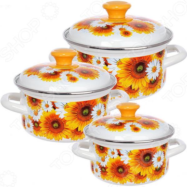 Набор посуды «Солнечная долина»