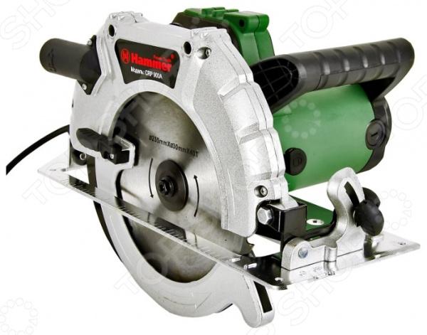 Пила циркулярная Hammer Flex CRP900А пила hammer crp1800d flex