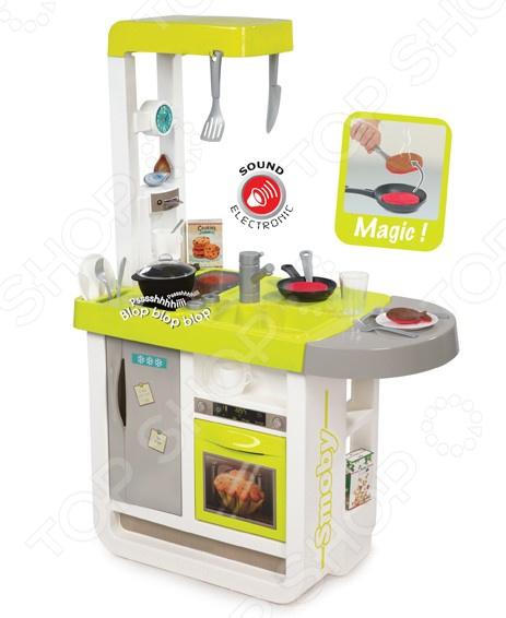 Кухня детская с аксессуарами Smoby Cherry набор инструментов smoby тачки 2 500164