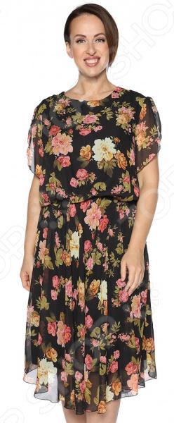 Платье Pretty Woman «Самая желанная». Цвет: черный платье pretty woman ожерелье королевы цвет черный