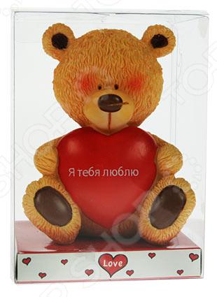 Копилка «Влюбленный медвежонок»