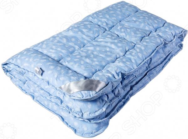 Одеяло облегченное Dream Time «Лебяжий пух» одеяло детское dream time облегченное алоэ