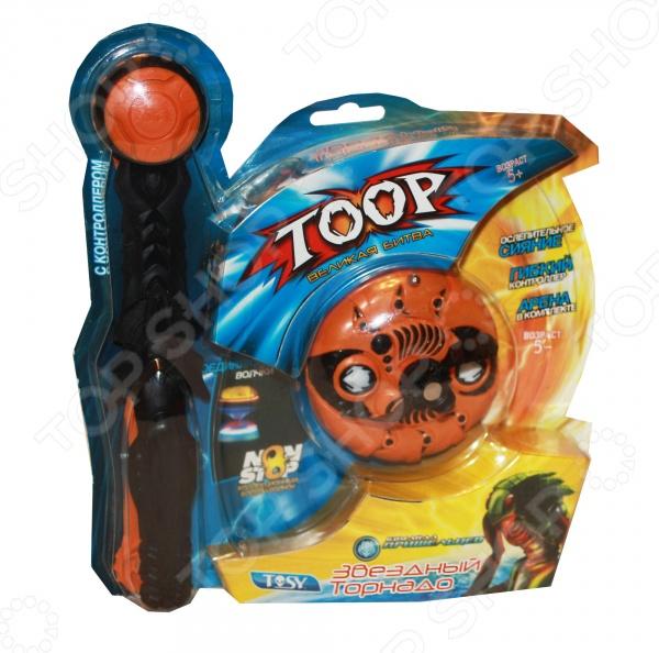 Волчок Tosy с контроллером «Звездный Торнадо»