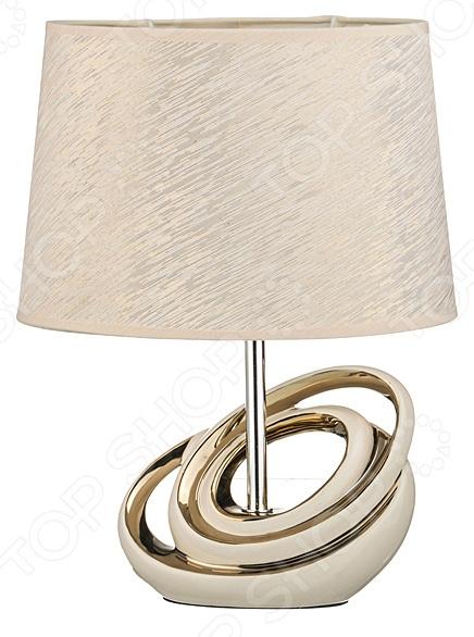 Лампа настольная Lefard 139-104 настольная лампа белый абажур для гостиной домашние украшения для гостиной настольные лампы для спальни ночники