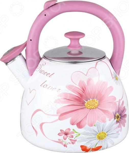 Чайник эмалированный Чудесница ЭЧ-3004 чайник чудесница эч 2004 brown