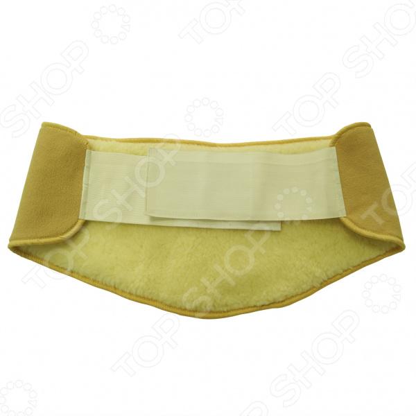 Пояс согревающий Био-Текстиль пояс из собачей шерсти в москве цена