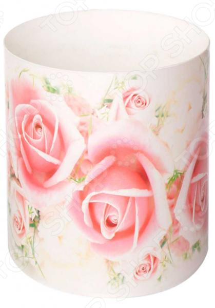 Горшок для цветов Miolla «Розы». В ассортименте горшок для цветов miolla георгин в ассортименте