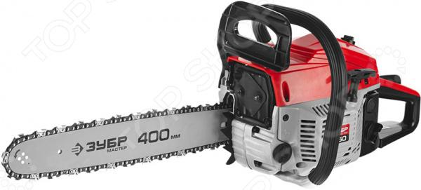 цена на Пила цепная бензиновая Зубр «Мастер» ПБЦ-М450 40П