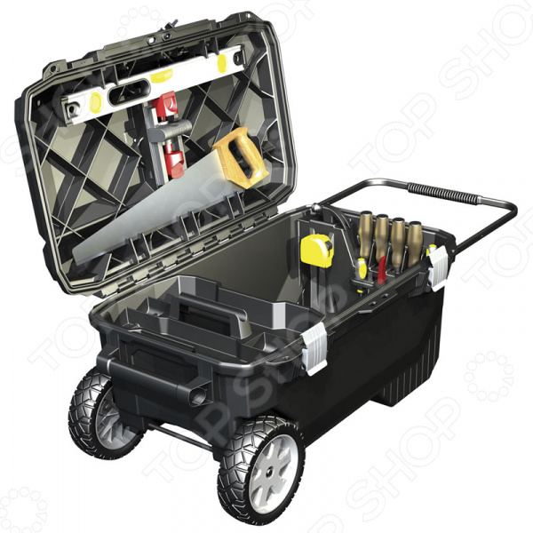 Ящик для инструмента Stanley FatMax Promobile Job Chest ящик для инструмента с колесами stanley mobile job chest 1 92 978