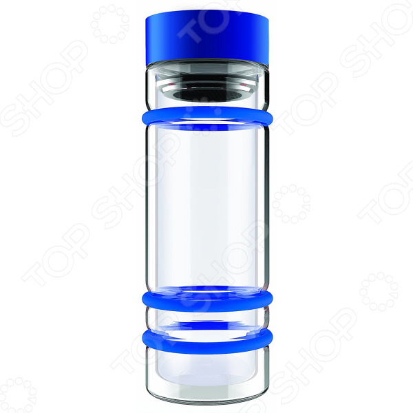 Термобутылка Asobu Bumper