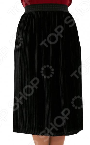 Юбка Pretty Woman «Неземная красота». Цвет: черный юбка pretty woman загодочный блеск цвет зеленый