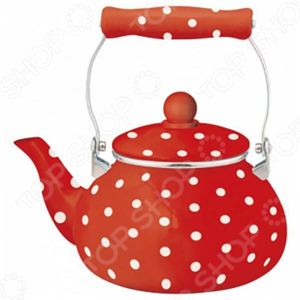 Чайник эмалированный Zeidan Z-4131-02 Zeidan - артикул: 1728910
