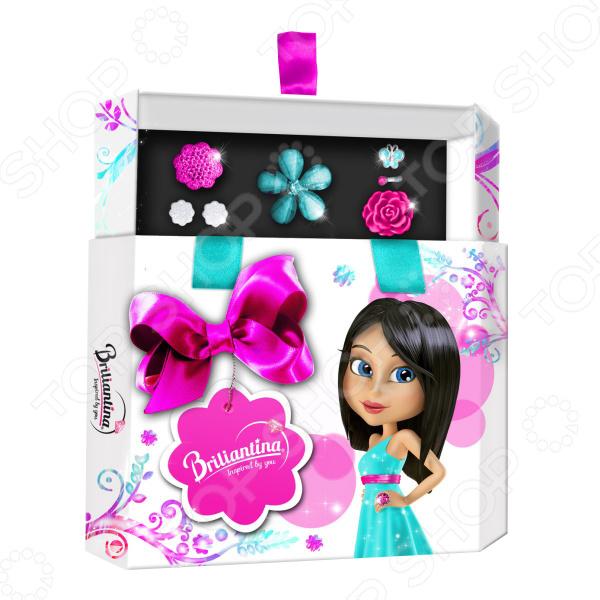 Набор украшений для девочки Briliantina Spring «Шкатулка» шкатулка для украшений toto umbra шкатулка для украшений toto