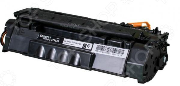 Картридж Sakura Q7553A для HP LaserJet P2011/P2012/P2013/P2014/P2015/M2717 цена