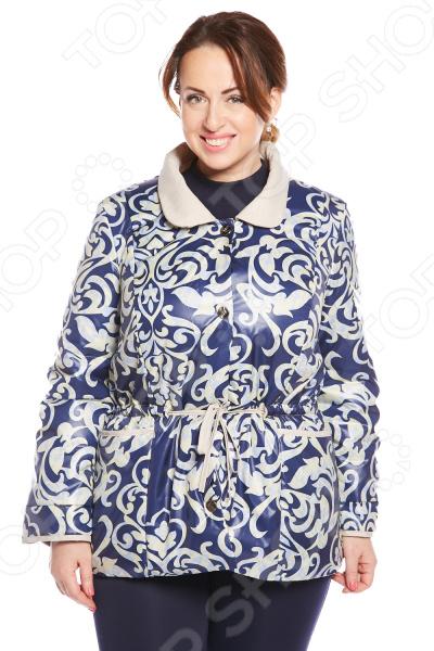 Куртка Гранд Гром «Радостный день». Цвет: синий