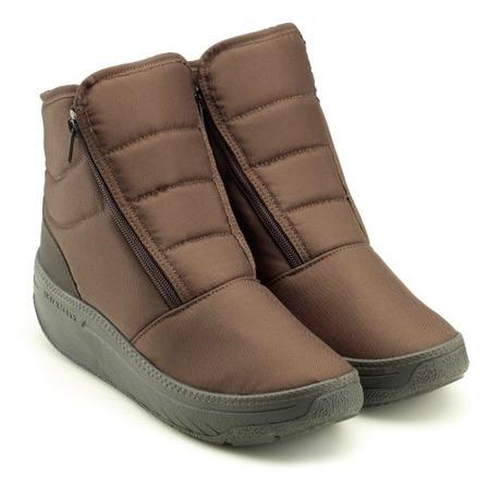 Ботинки зимние мужские Walkmaxx 2.0. Цвет: коричневый