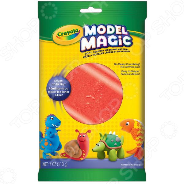 Пластилин застывающий Crayola «Волшебный» Пластилин застывающий Crayola «Волшебный» /Красный