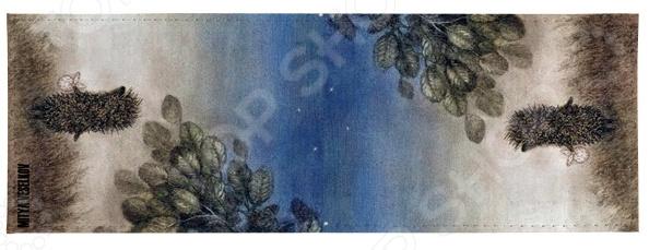 Обложка для студенческого билета Mitya Veselkov «Ежик ночью» толочин астана цена билета