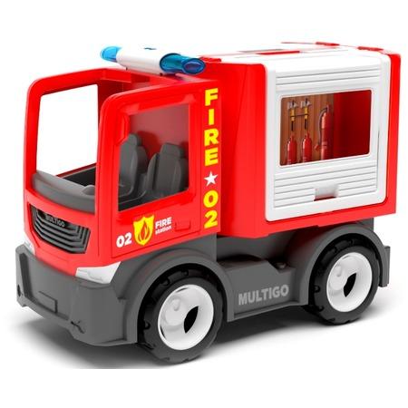 Купить Машинка игровая EFKO «Пожарная машина для команды»