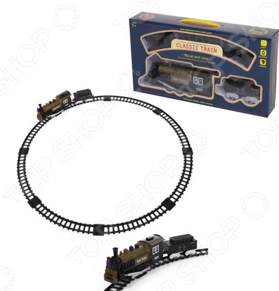 Набор железной дороги игрушечный Yako 1724264