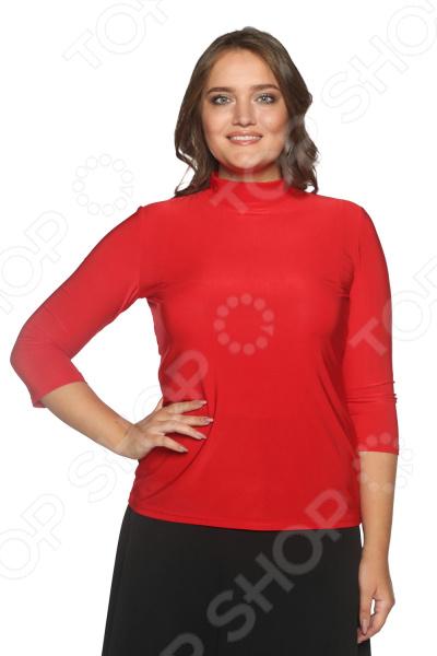 Водолазка Blagof «Цвет настроения». : красный