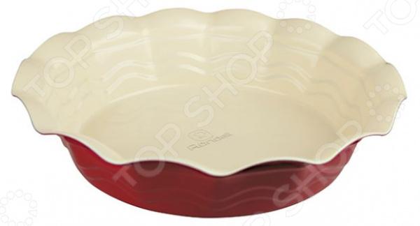 Форма для выпечки Rondell Wavy RDF-435 форма для запекания rondell rdf 437 wavy 39x29cm