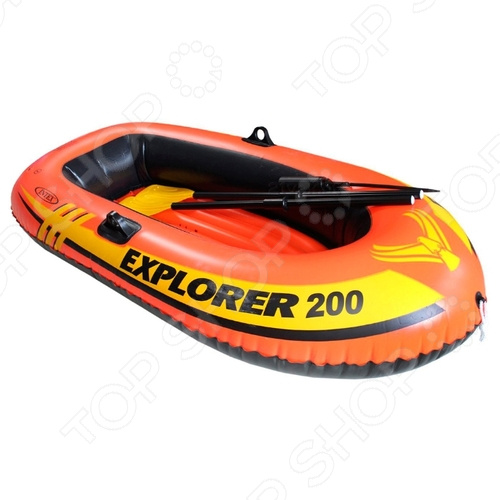Лодка надувная Intex «Эксплорер 200» 58330