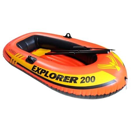 Купить Лодка надувная «Эксплорер»