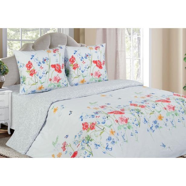фото Комплект постельного белья Ecotex «Поэтика. Маки». Евро