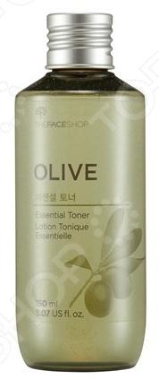 Тонер для лица THE FACE SHOP Olive Essential эмульсия the face shop olive essential emulsion