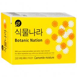 Мыло CJ Lion Botanical Nation экстракт ромашки