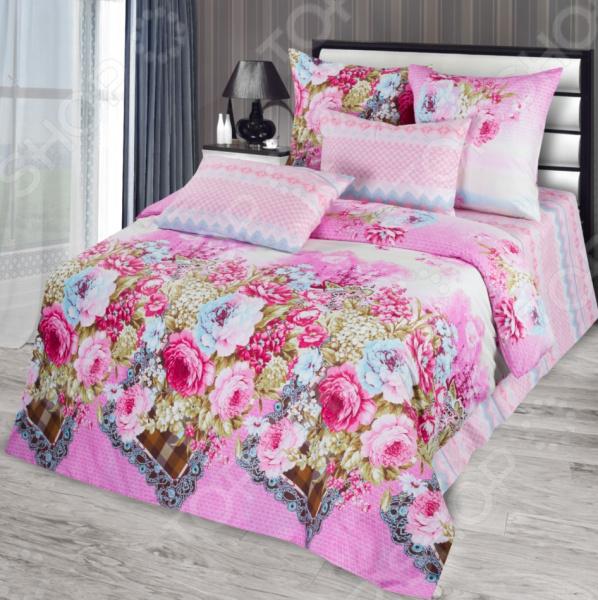 Комплект постельного белья La Noche Del Amor А-721. 2-спальный