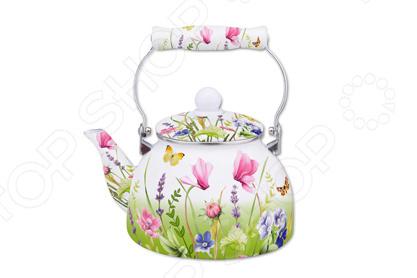 Чайник эмалированный Appetite «Примавера»