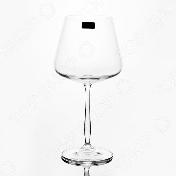 Набор бокалов Banquet Crystal 02B2G003570 набор бокалов crystalex ангела оптика отводка зол 6шт 400мл бренди стекло