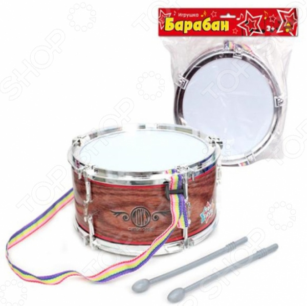 Музыкальная игрушка Тилибом «Барабан»