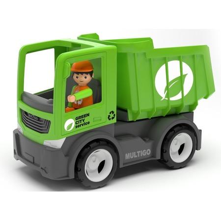 Купить Машинка игровая EFKO «Городской самосвал с водителем»