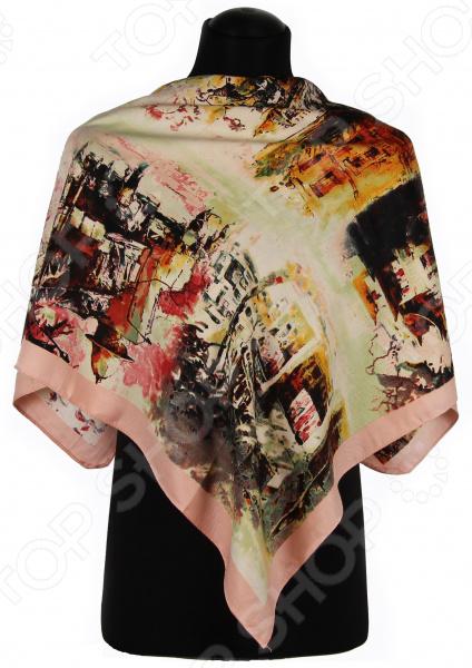 Платок Bona Ventura PL.L-V.9 в благовещенске павлопосадский платок