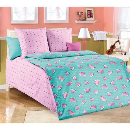 Купить Детский комплект постельного белья ТексДизайн «Арбузики»