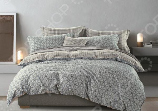 Комплект постельного белья Cleo 025-SR цена