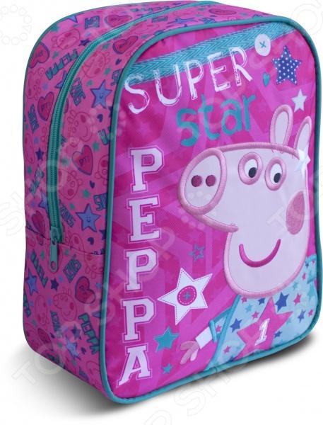 Рюкзак дошкольный Peppa Pig «Свинка Пеппа» Superstar