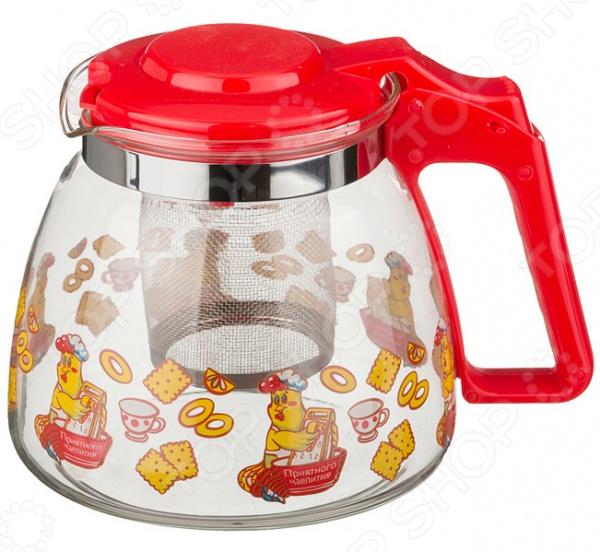 Чайник заварочный Agness 885-018