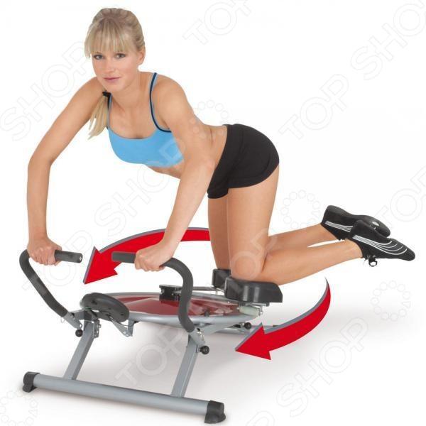 Тренажер для мышц живота Bradex «Маятник» 1