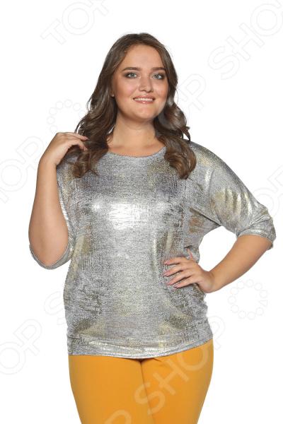 Блуза Blagof «Мелодия души». Цвет: золотой блуза blagof блуза мерси цвет персиковый