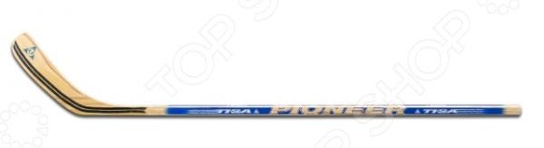 Клюшка Tisa Pioneer E72094 деревянные лыжи tisa 90515 top universal 187