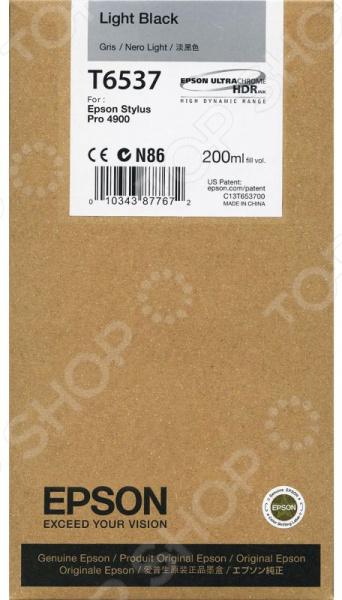 Картридж Epson T6537