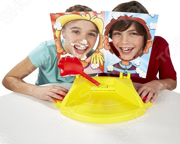 Игра настольная Family Fun «Пирог в лицо для двоих»